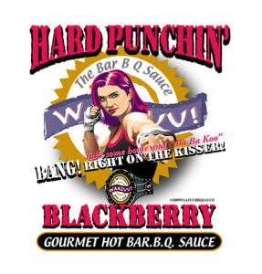 Hard Punchin' Blackberry